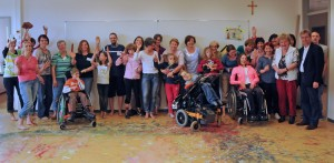 Kunstprojekttag Kinder- und Jugendhospiz